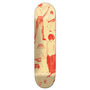 Girl Party Girls Skateboard Deck - Mike Mo 8