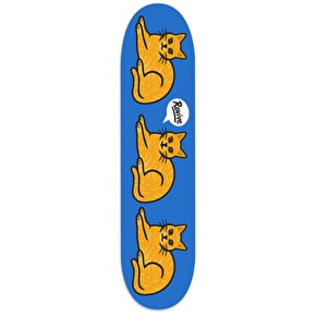 ReVive Life's Good Skateboard Deck - Bagel