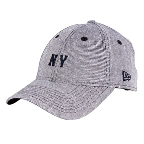 New Era 9FORTY Basket NY Highlanders Cap - Navy
