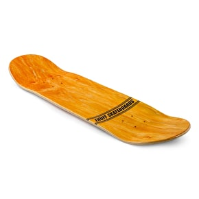 Enuff Doppler Skateboard Deck - Orange