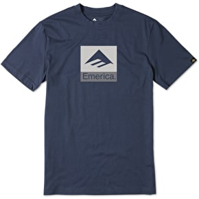 Emerica Combo T-Shirt - Navy