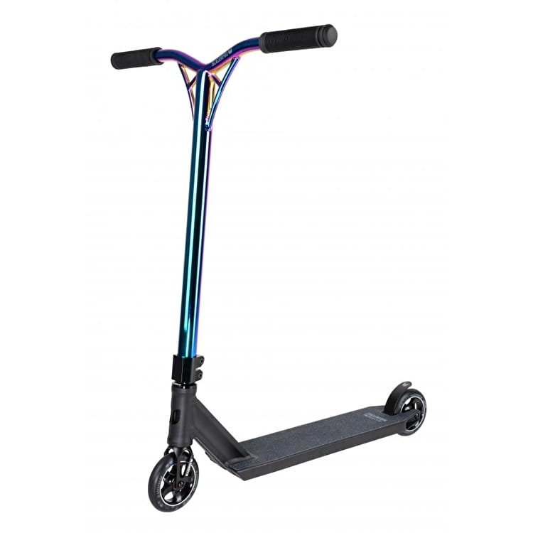 Blazer Pro Seismic Stunt Scooter - Neochrome/Black