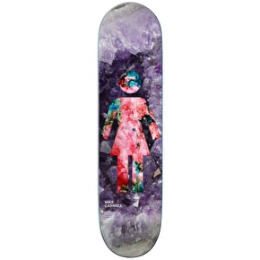 Girl Geol-OG Skateboard Deck - Carroll 8.375