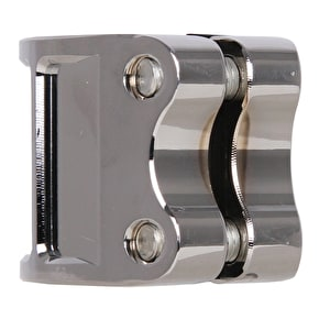 Root Air Double Clamp - Chrome