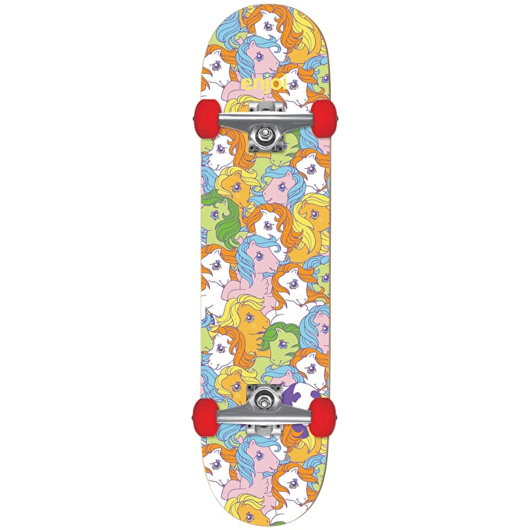 Enjoi My Little Pony Complete Skateboard - Multi 7.625""