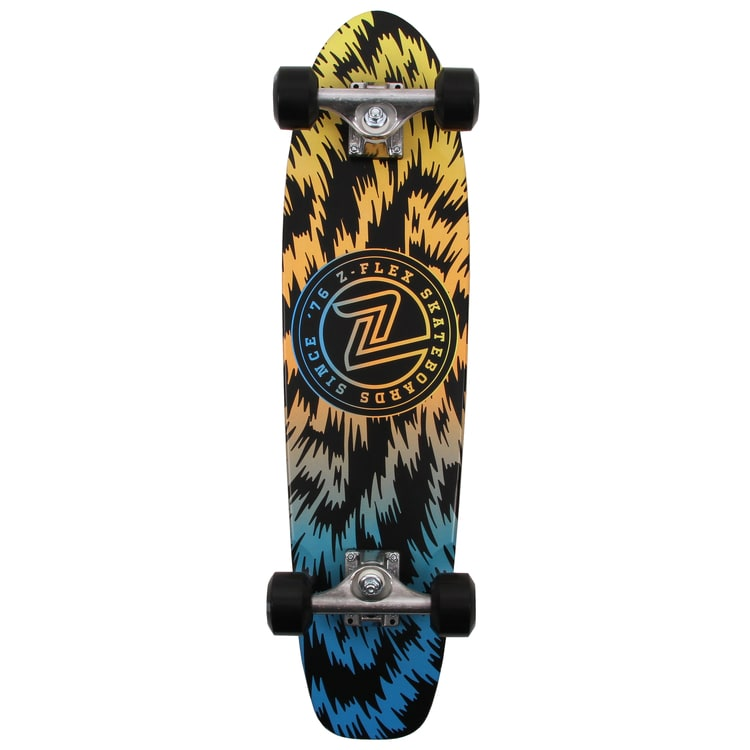 Z-Flex Jungle Acid Complete Cruiser Skateboard 29""