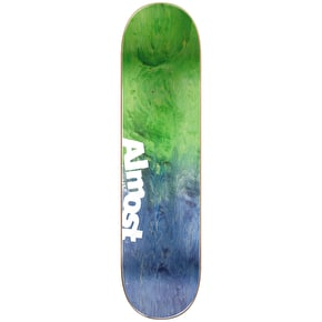 Almost OG Trans Rings Ghost Impact Skateboard Deck - Mullen 7.75