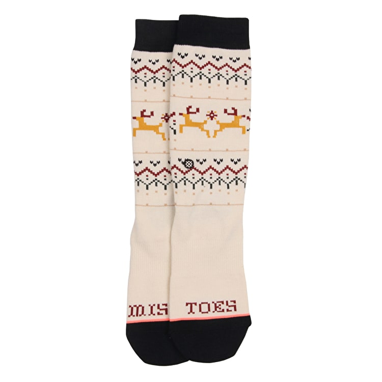 Stance Mistle Toes Womens Socks