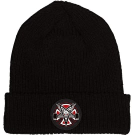 Independent x Thrasher Pentagram Cross Beanie - Black