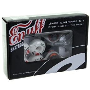 Enuff Undercarriage Truck Set - Raw