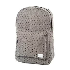 Spiral OG Backpack - Casino Crosshatch