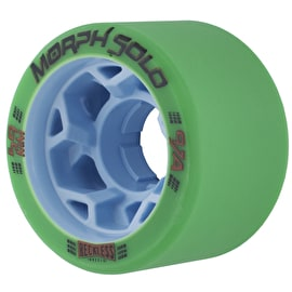Reckless Morph Solo 59mm Roller Skate Wheels - Green 97a (Pack of 4)