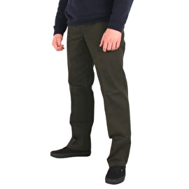 Dickies 873 Slim Straight Work Pant - Olive Green
