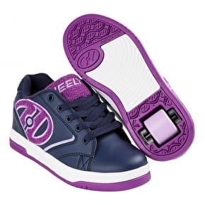 Heelys Propel Terry - Navy/Grape Terry Logo