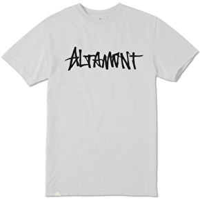 Altamont One Liner T-Shirt - White