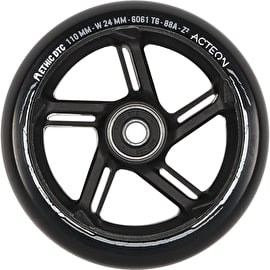 Ethic DTC Acteon Scooter Wheel 110mm - Black/Black