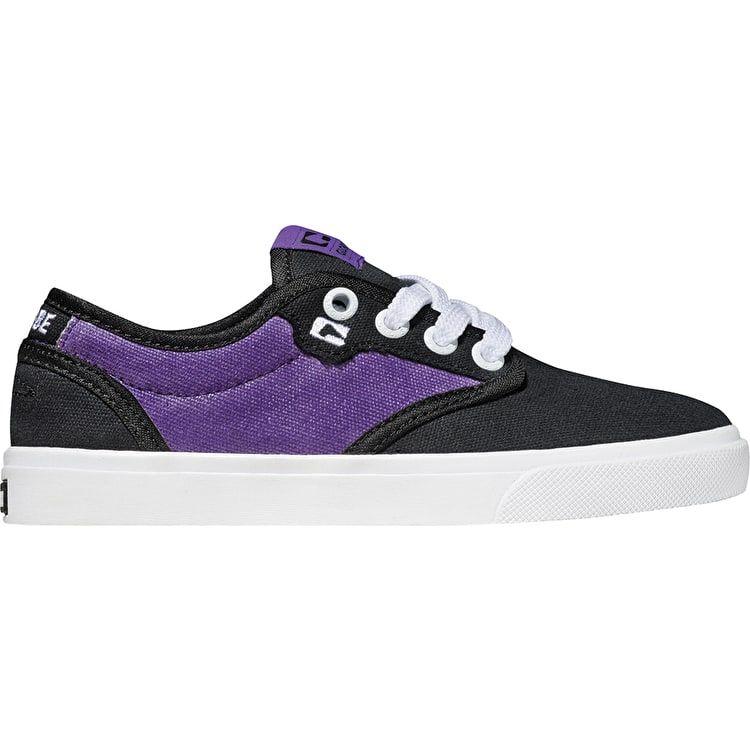 Globe Motley Kids Shoes - Black/Purple