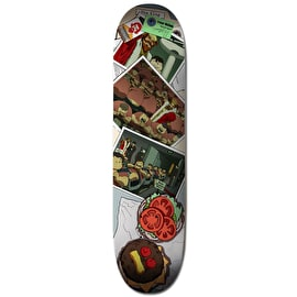 Plan B Fast Food Skateboard Deck