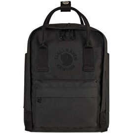 Fjallraven Re-Kanken Mini Backpack - Black