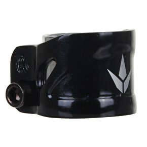 Blunt 2 Bolt  Collar Clamp - Black