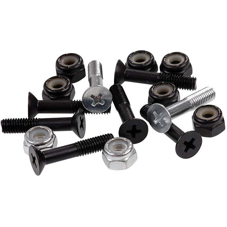 "Enuff Phillips 1"" Truck Bolts - Black"