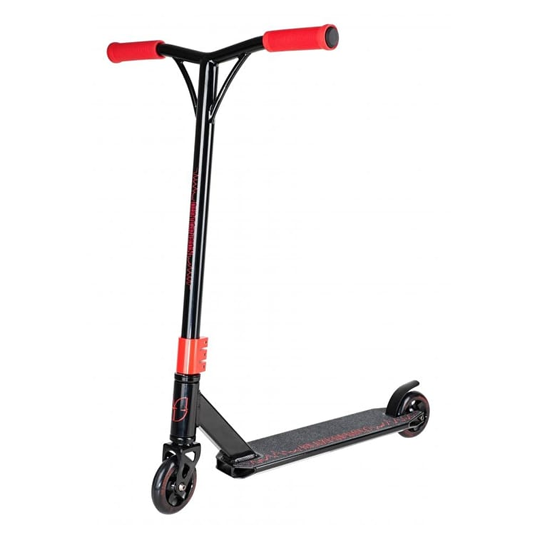 Blazer Pro Distortion Complete Scooter - Black/Red
