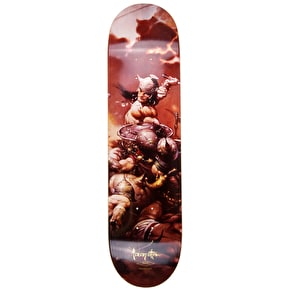 Primitive Rodriguez the Destroyer Skateboard Deck - 8.1
