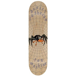 Toy Machine Lutheran Terrorantula Skateboard Deck - 8.375