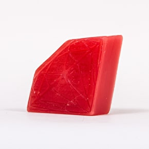 Diamond Hella Slick Skate Wax - Red