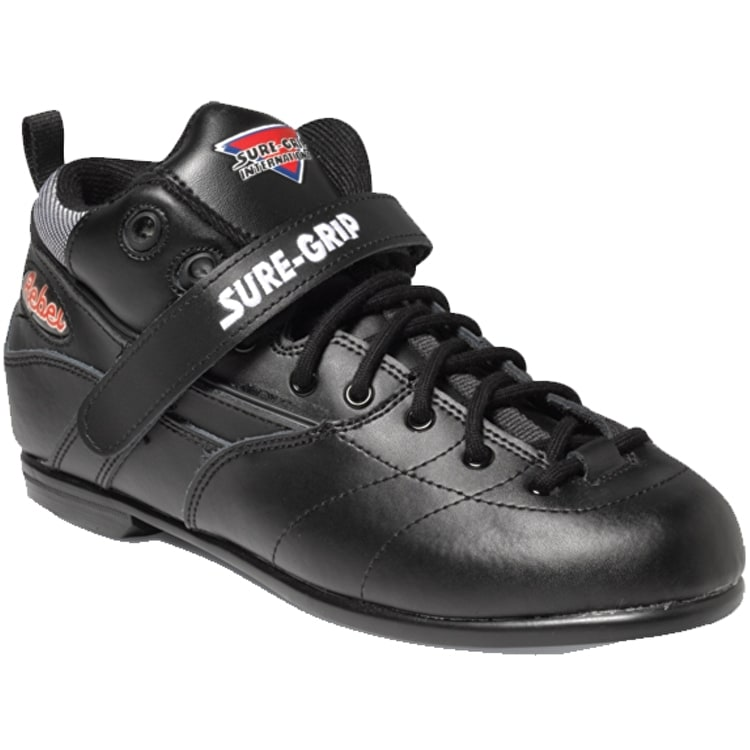 Sure-Grip Rebel Quad Roller Derby Boot Only - UK 5 (B-Stock)