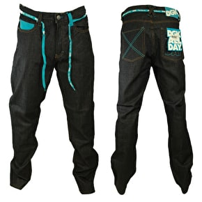 DGK All Day 2 Jeans - Indigo