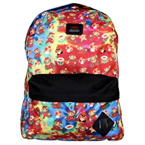 Vans Old Skool II Backpack - Mario