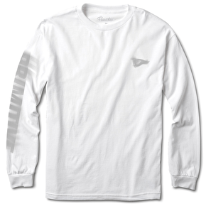 Primitive Vision Test Longsleeve T-Shirt - White