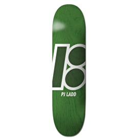 Plan B Stained Skateboard Deck - Ladd 8