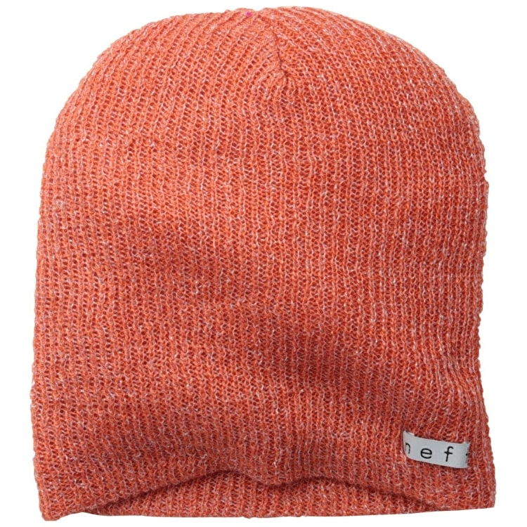 Neff Daily Sparkle Beanie - Coral