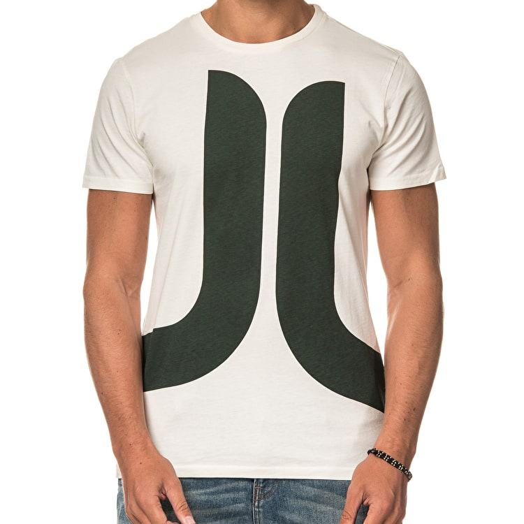 WeSC Biggest Icon T-Shirt - Winter White