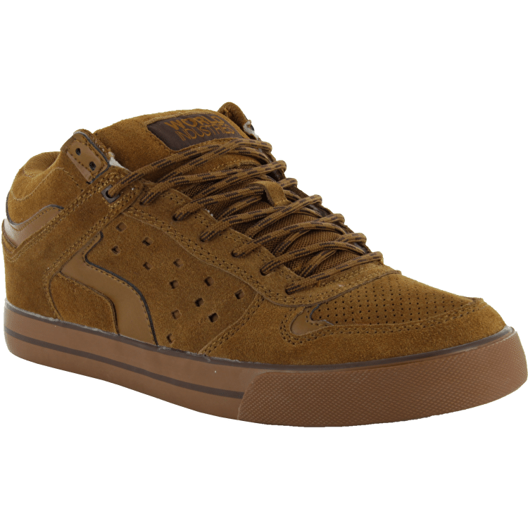 World Industries Tyrant Skate Shoes - Wheat