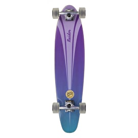 Mindless Raider IV Complete Longboard - Blue/Purple