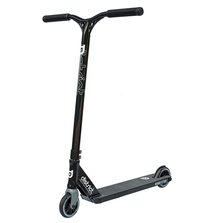 District 2017 C-Series C152 Complete Scooter - Black/Black