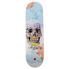 Chocolate Skull Skateboard Deck - Eldridge 8.25
