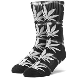 Huf Plantlife Lightning Wash Socks - White