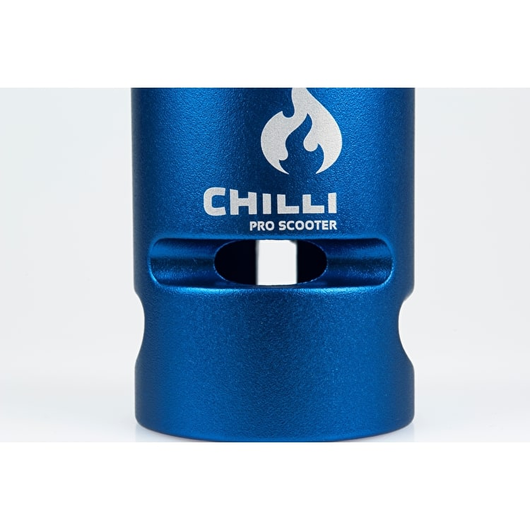 Chilli Pro 4 Bolt SCS Scooter Clamp - Blue
