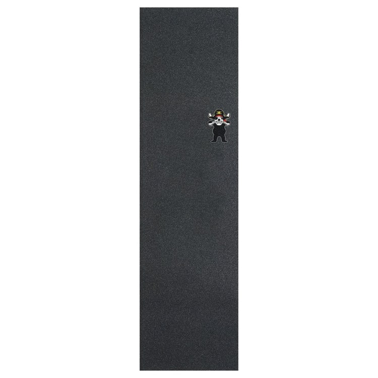 Grizzly Sheckler Bear & Bones Skateboard Grip Tape