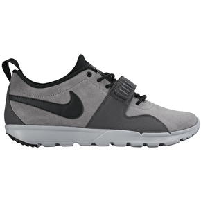 Nike SB Trainerendor Shoes - Cool Grey/Black/Dark Grey