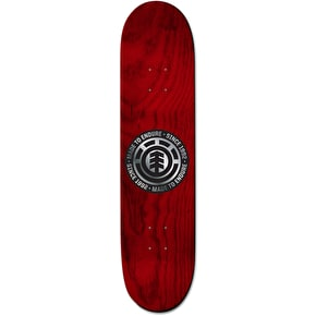 Element 25 YR Nyjah Script Skateboard Deck - 8