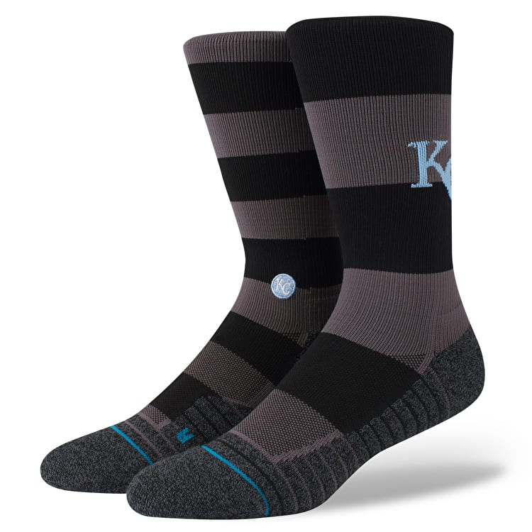 Stance MLB Nightshade Socks - Royals