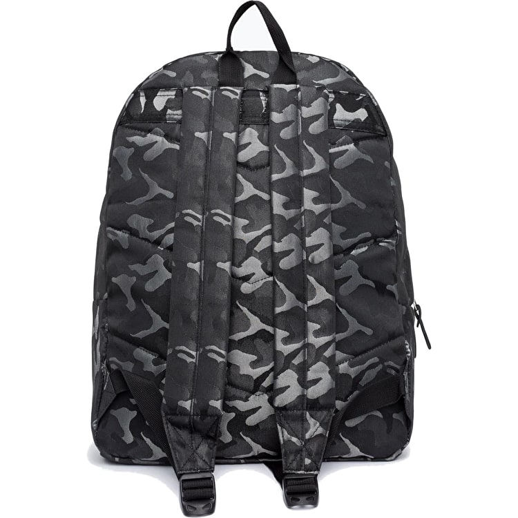 Hype Camo Backpack - Silver