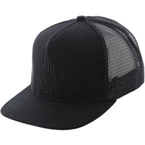 Independent Jessee Man Club Trucker Cap - Black
