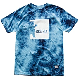 Grizzly Deep Water T Shirt - Tie Dye
