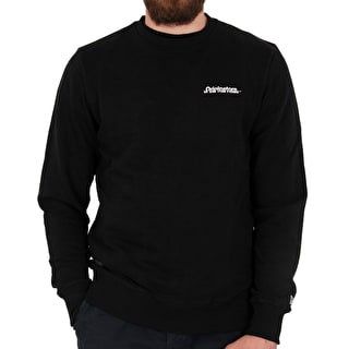 New Era Originators Crew Neck - Black